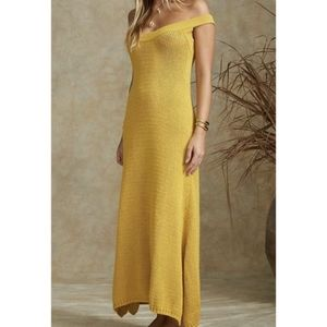 Maurie + Eve   Days in the Sun Knit Maxi Dress 6